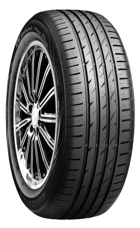 185/55 R15 NEXEN N'BLUE HD PLUS 82H DOT: 2017